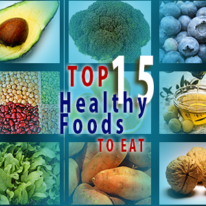 top healthiest foods