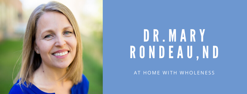 Natural Integrative Mental Health, Wholeness Center, Doctor Mary Rondeau